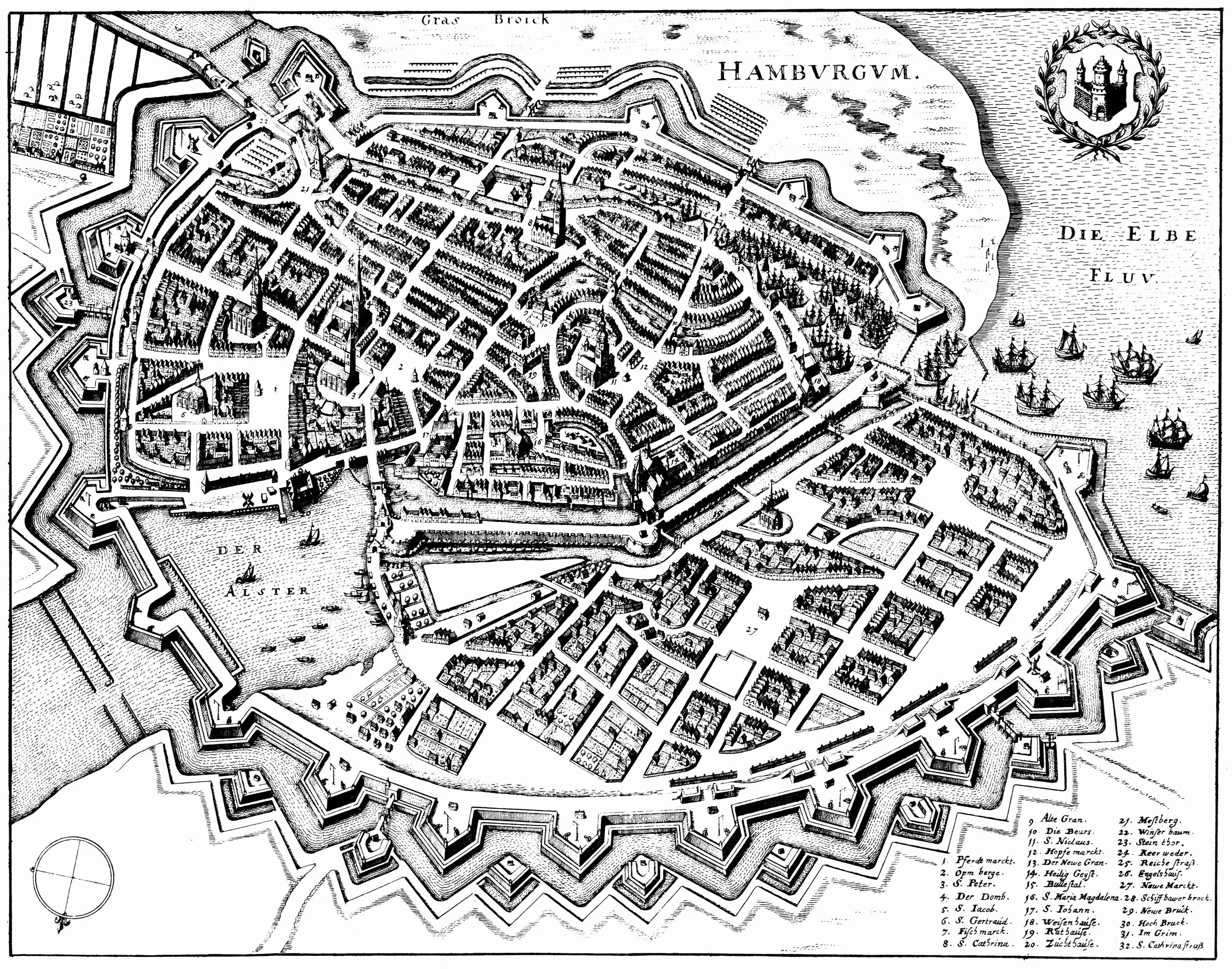 Hamburgo 1641