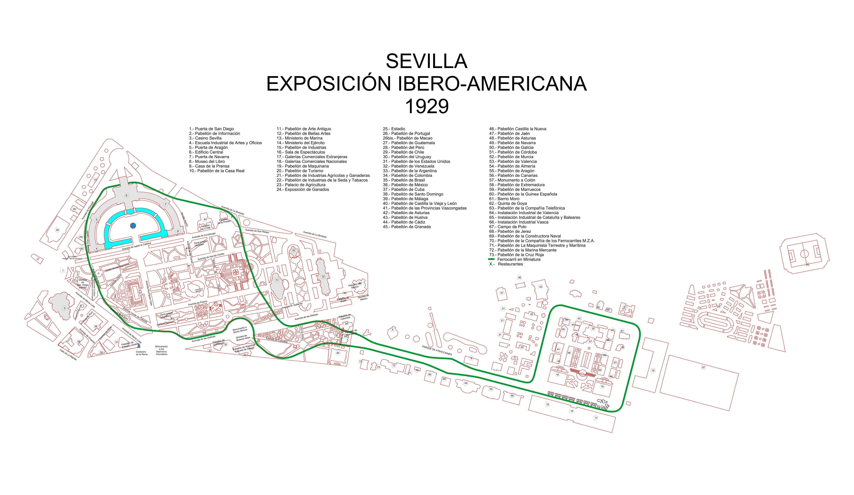 Exposición Iberoamericana de Sevilla de 1929