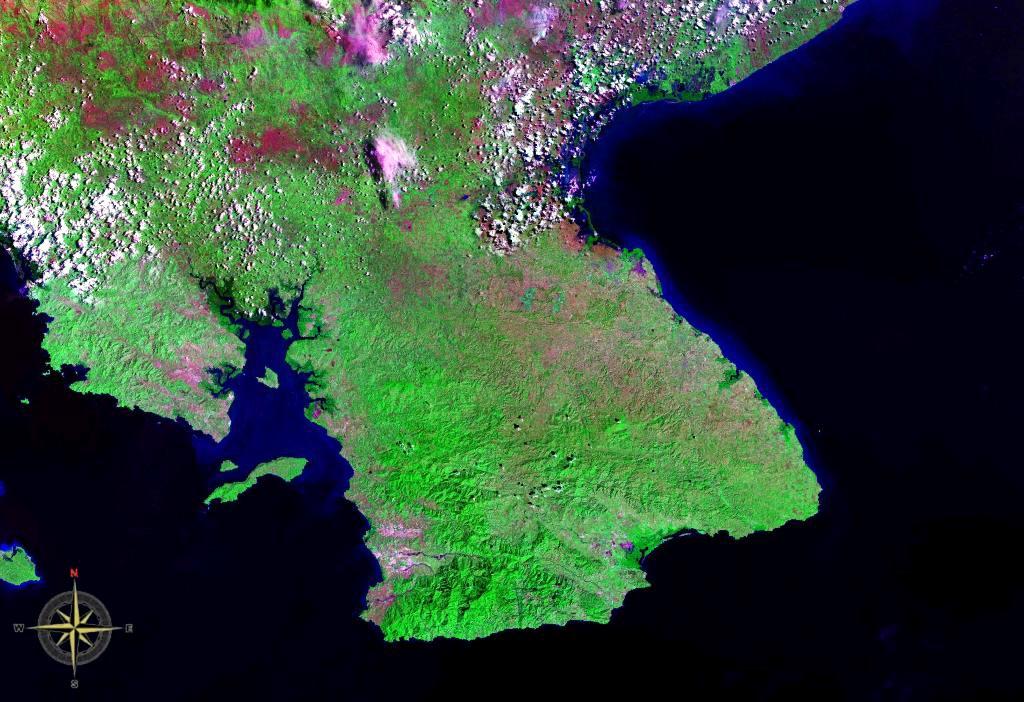 Península de Azuero