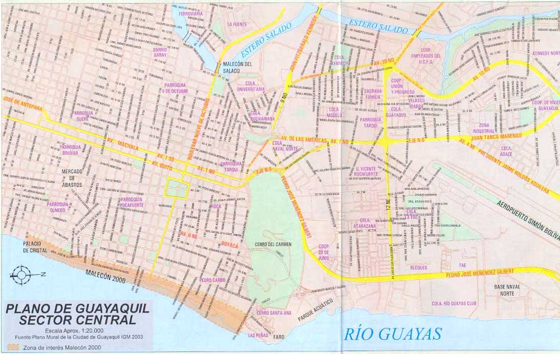 Centro de Guayaquil