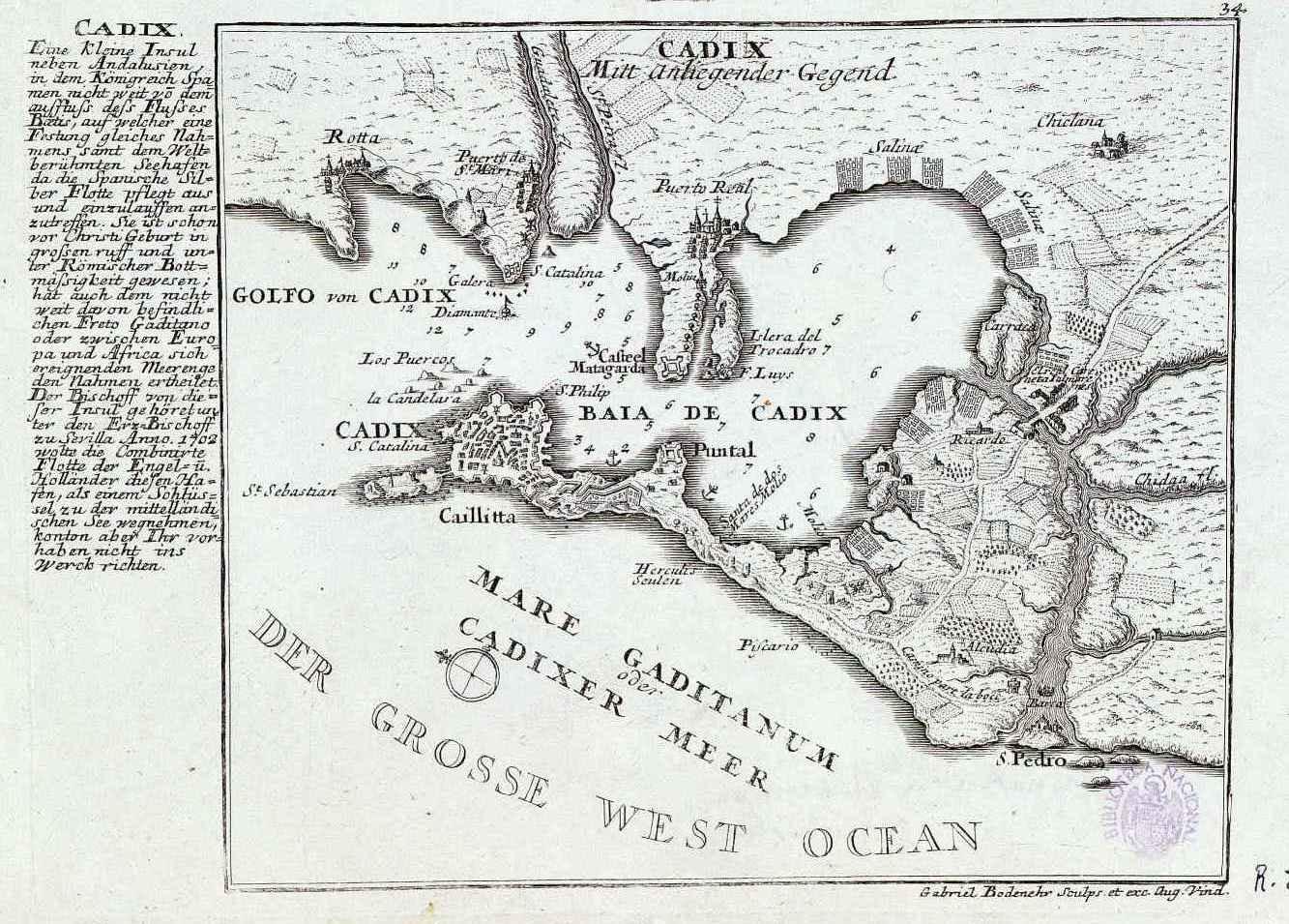 Cadix 1740