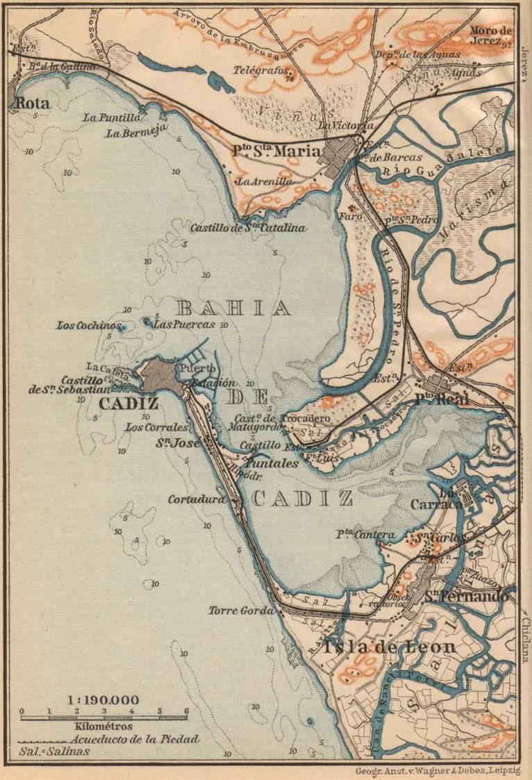 Cádiz 1908