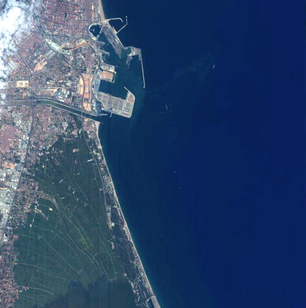 Port of Valencia 2005