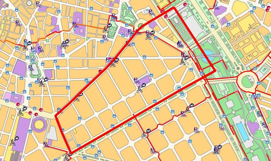 Barrio El Pla del Remei, Valencia