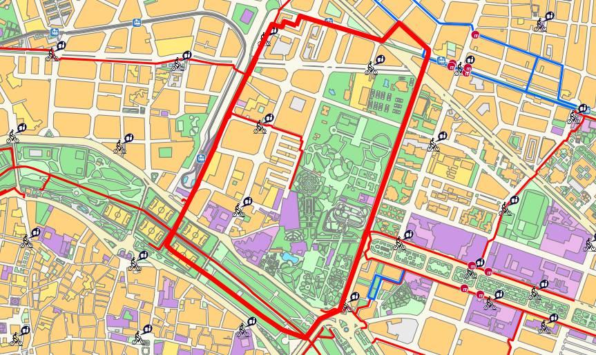 Barrio de Trinitat, Valencia