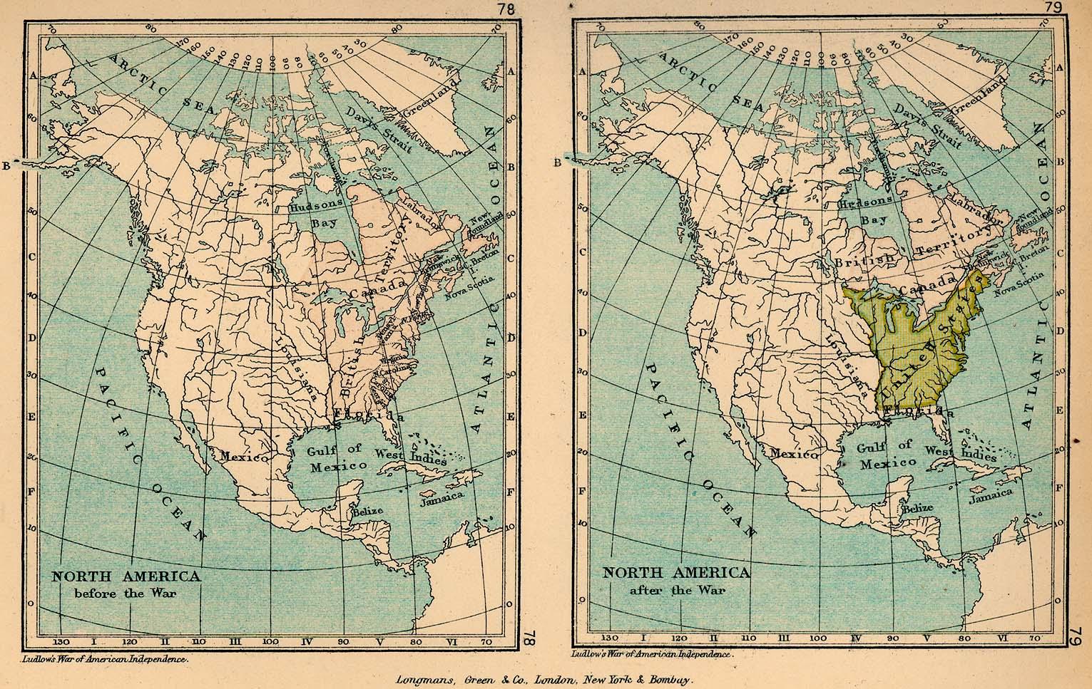 North America 1775–1783
