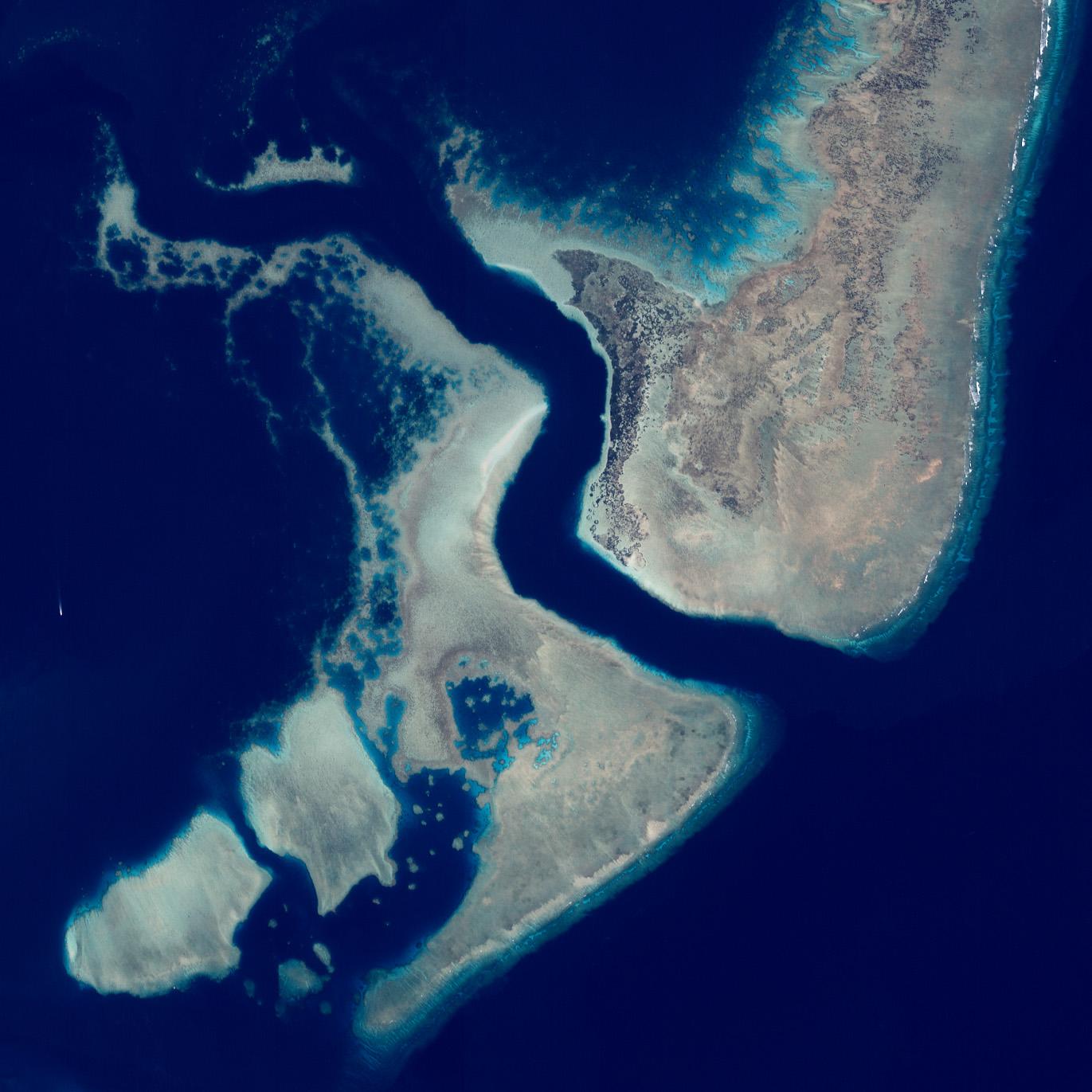 Arrecife de coral, Mayotte