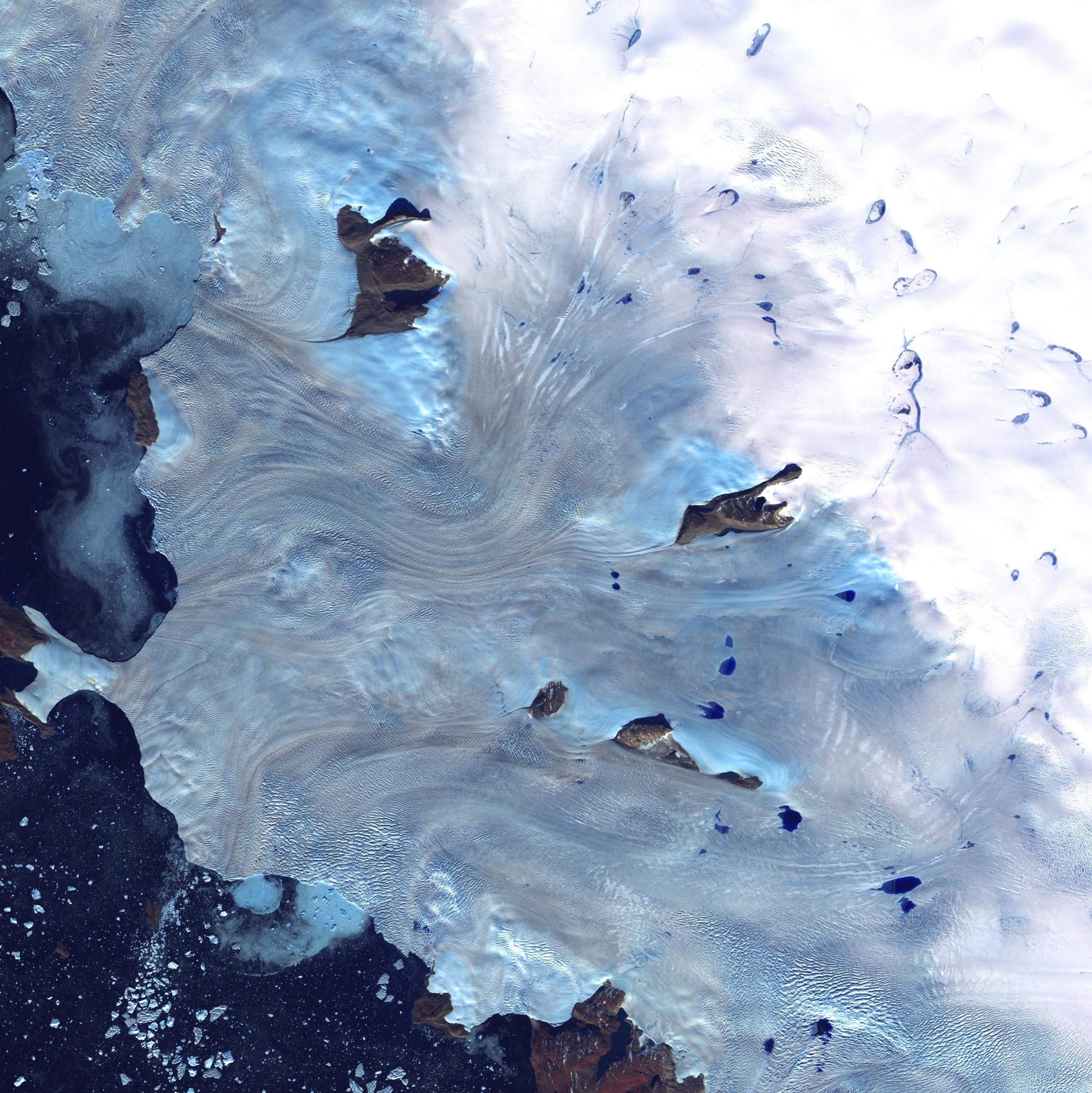 Bahía de Baffin, Groenlandia