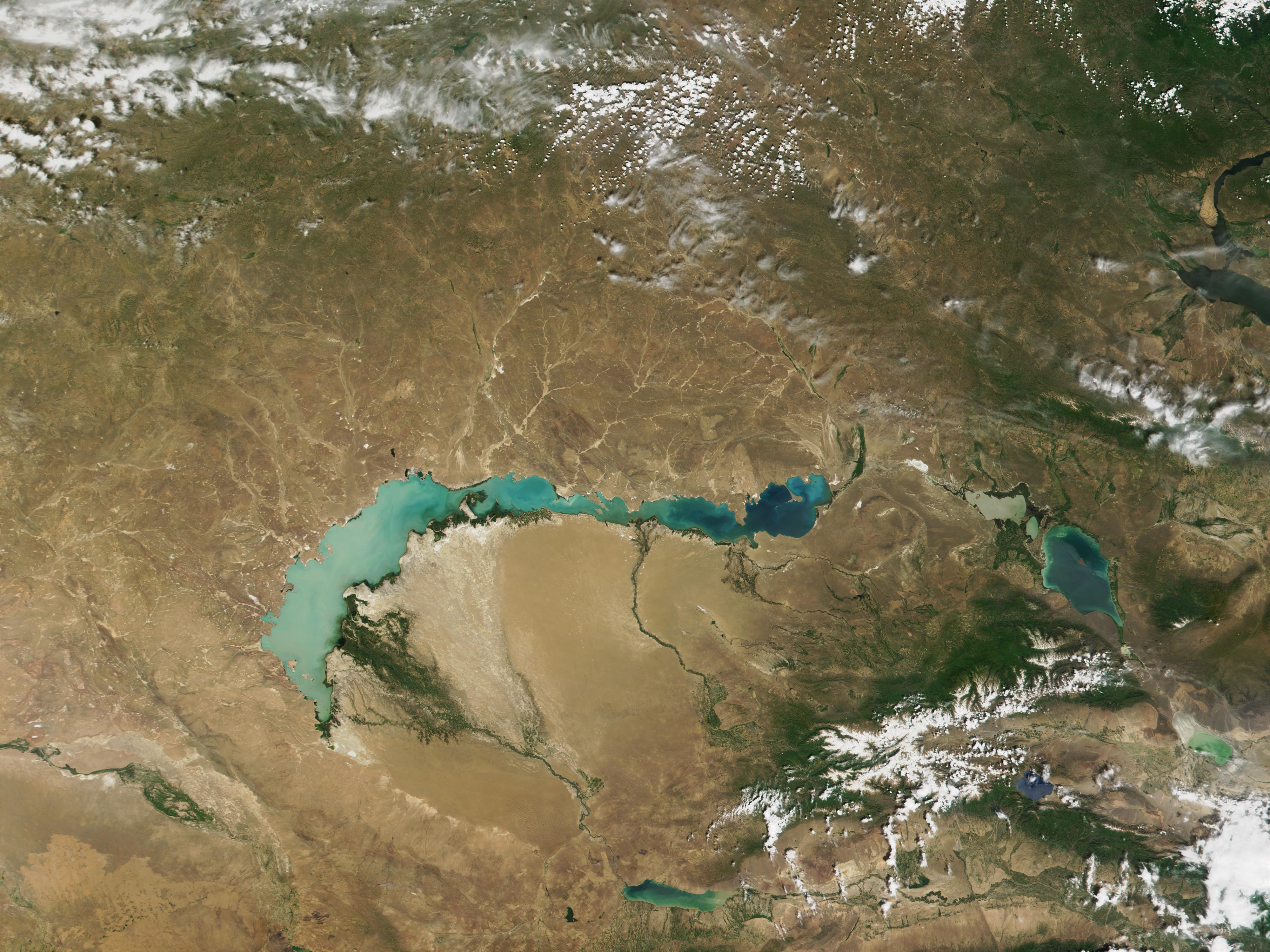 Balqash Koli, Kazakhstan
