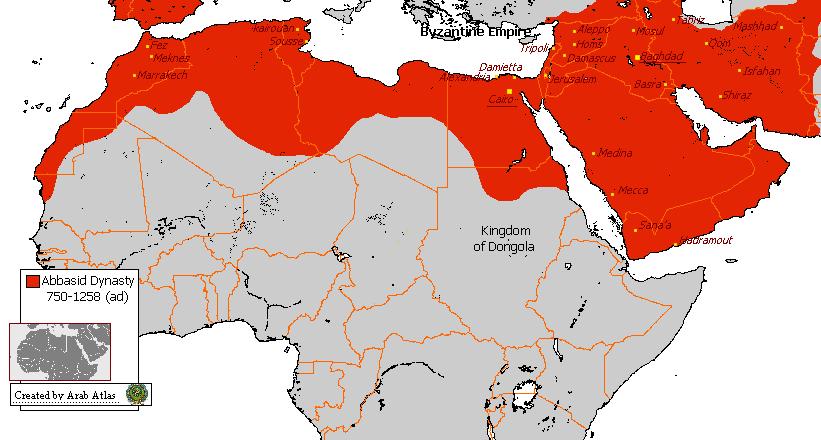 Califato Abasí 750–1258