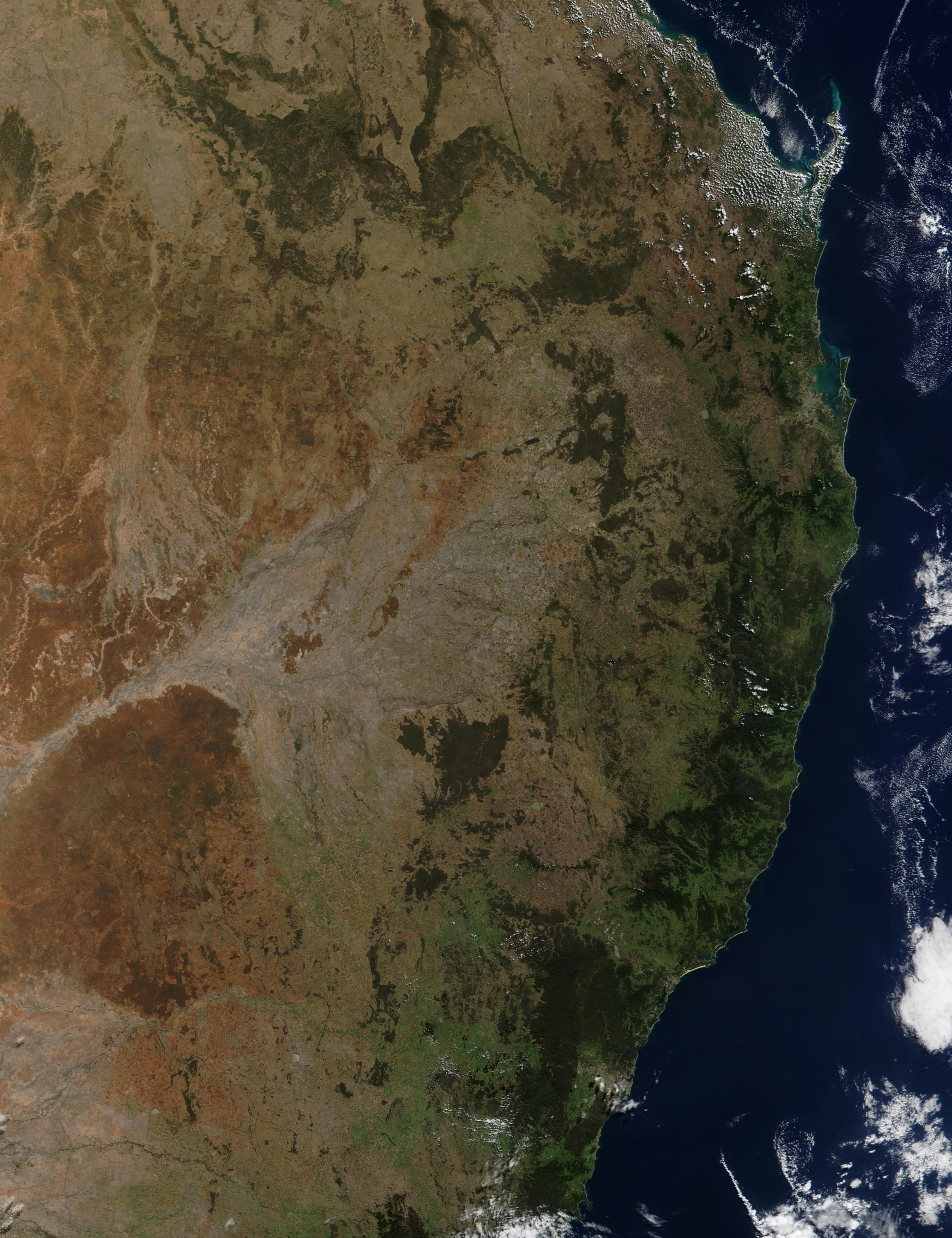 Costa este de Australia