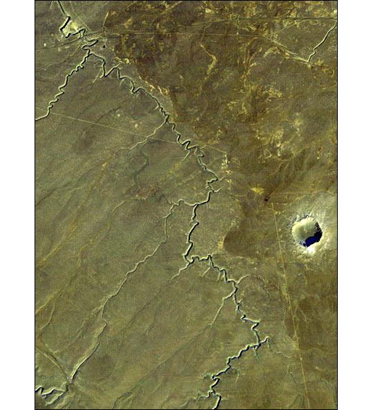 Cráter del Meteorito Barringer, Arizona