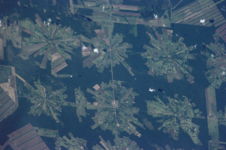 Deforestación en Tierras Bajas, Bolivia