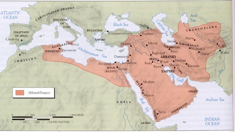 The Abbasid Caliphate 750–1258