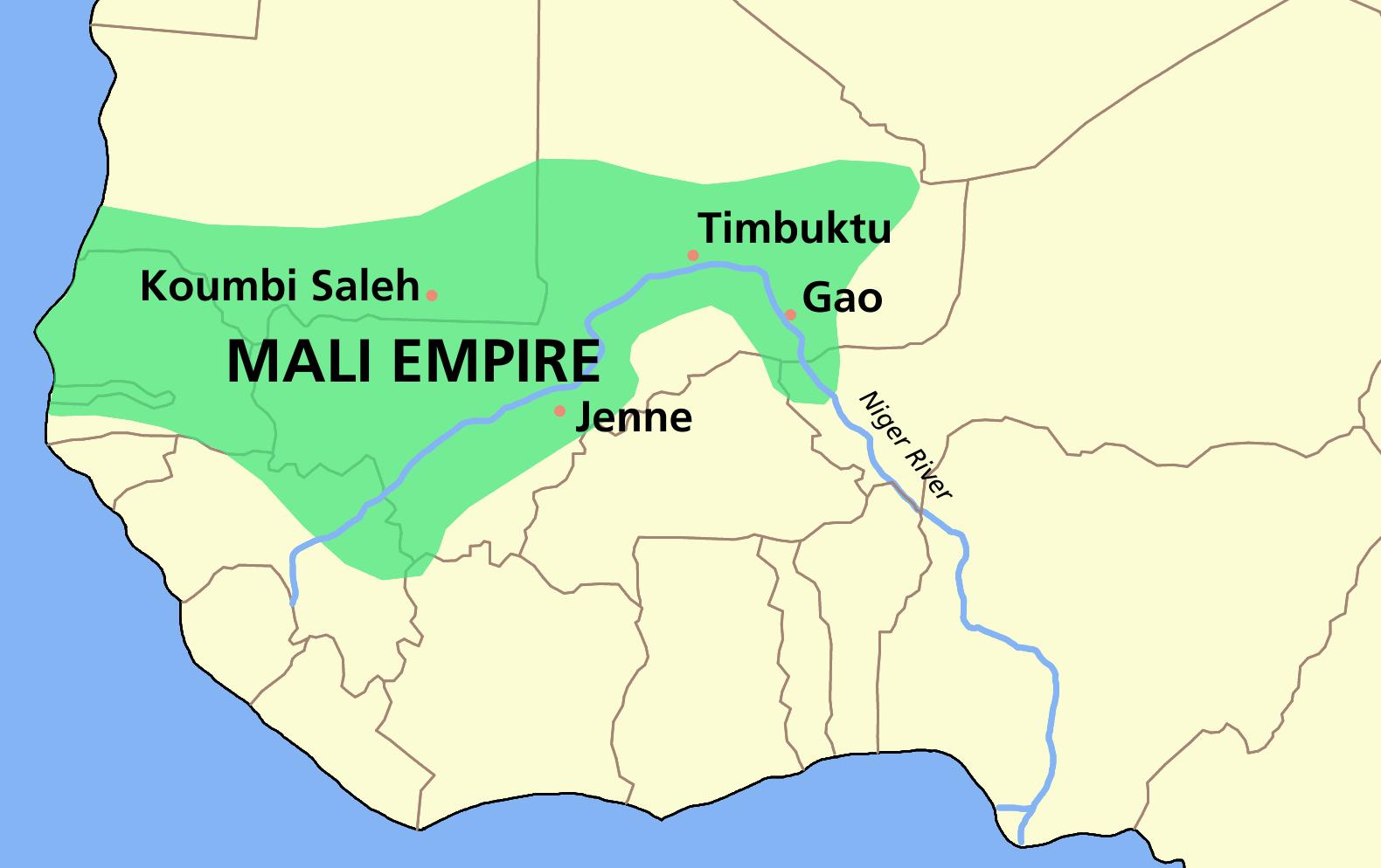 El Imperio de Malí 1235-1546