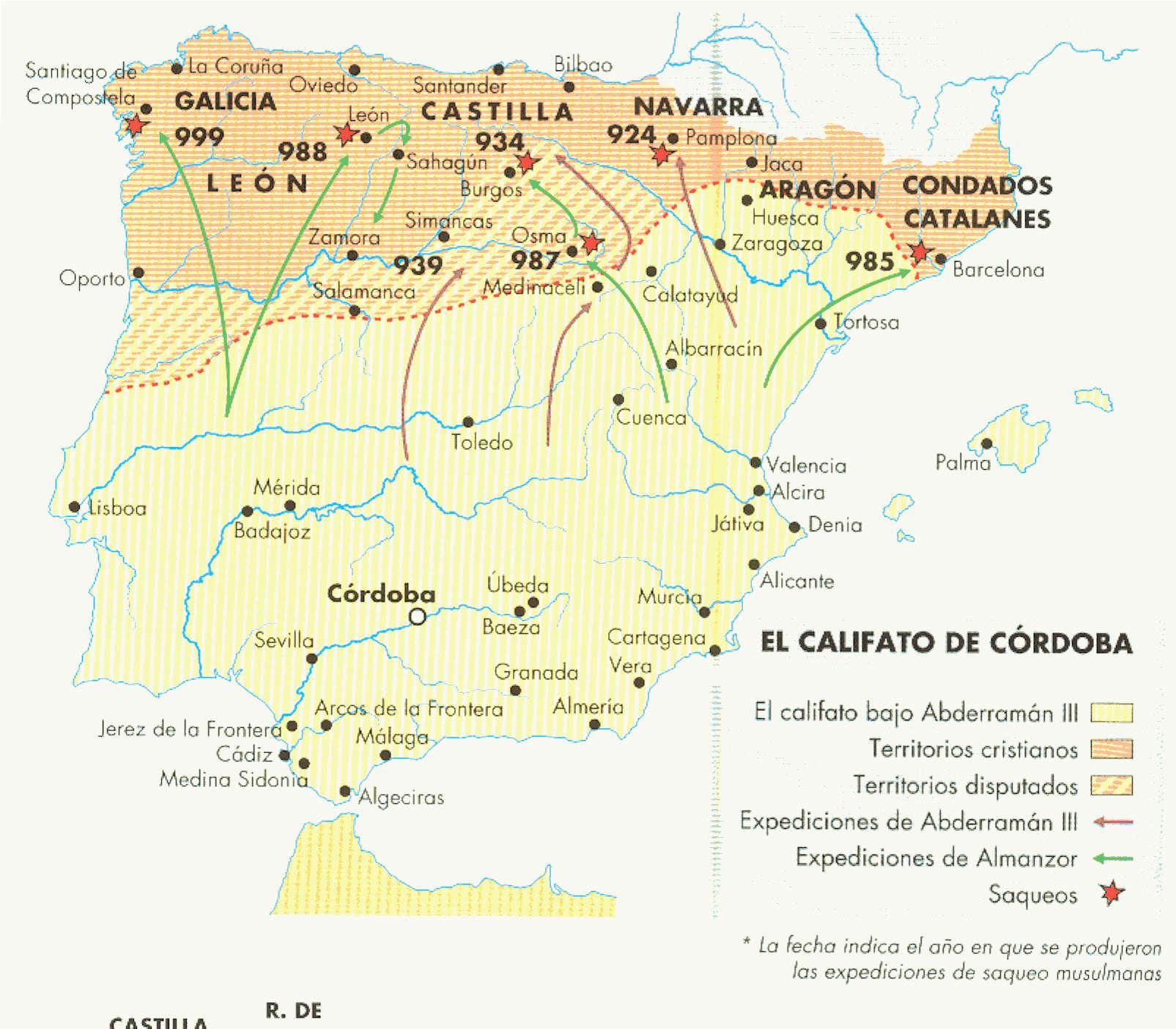 Caliphate of Córdoba 929–1031