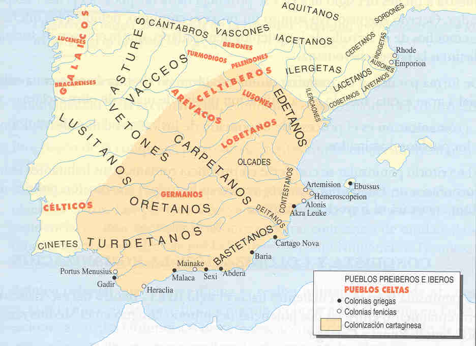 Pre-Roman Spain