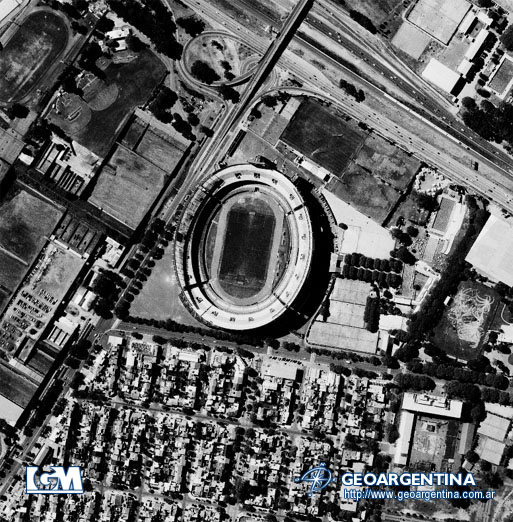 Foto Area del Estadio Club Atlético River Plate, Buenos Aires, Argentina