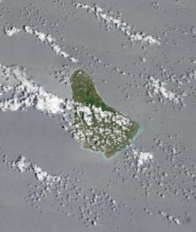 Foto e Imagen Satélite de Barbados