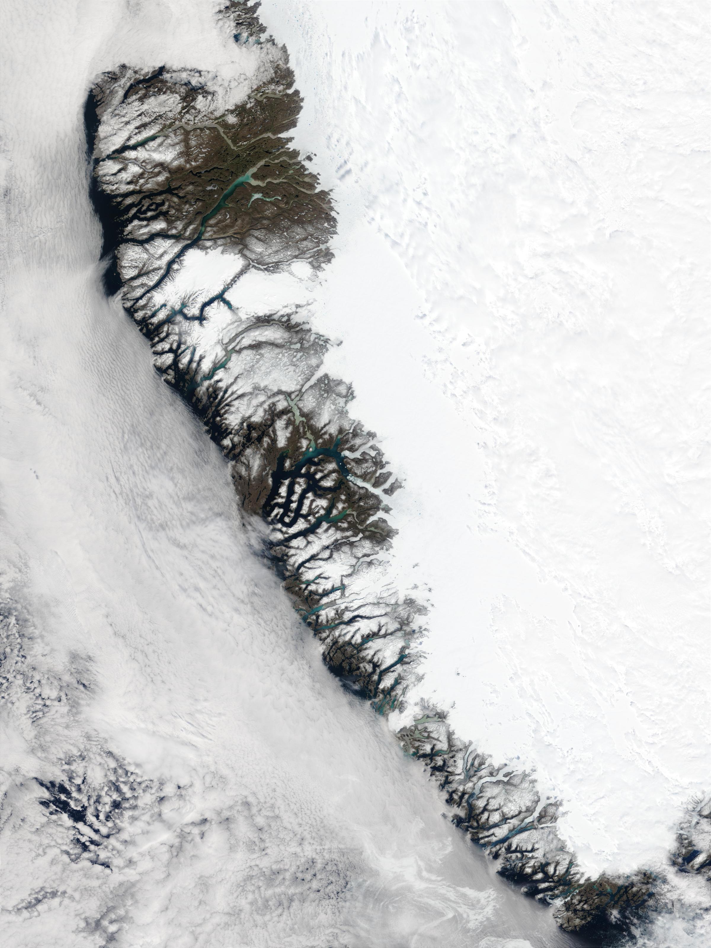 Groenlandia suroccidental