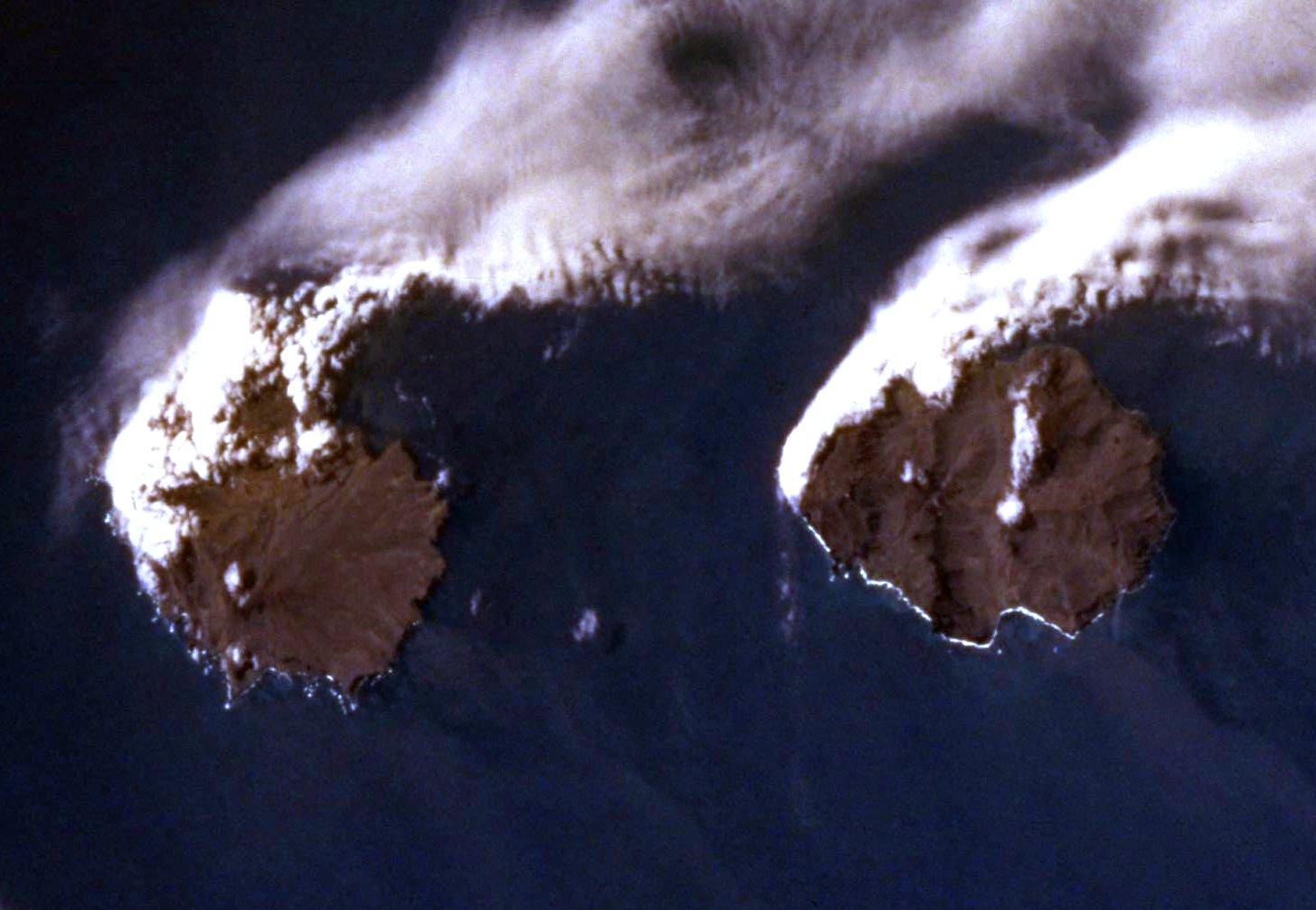 Grupo Oriental de las Islas Crozet