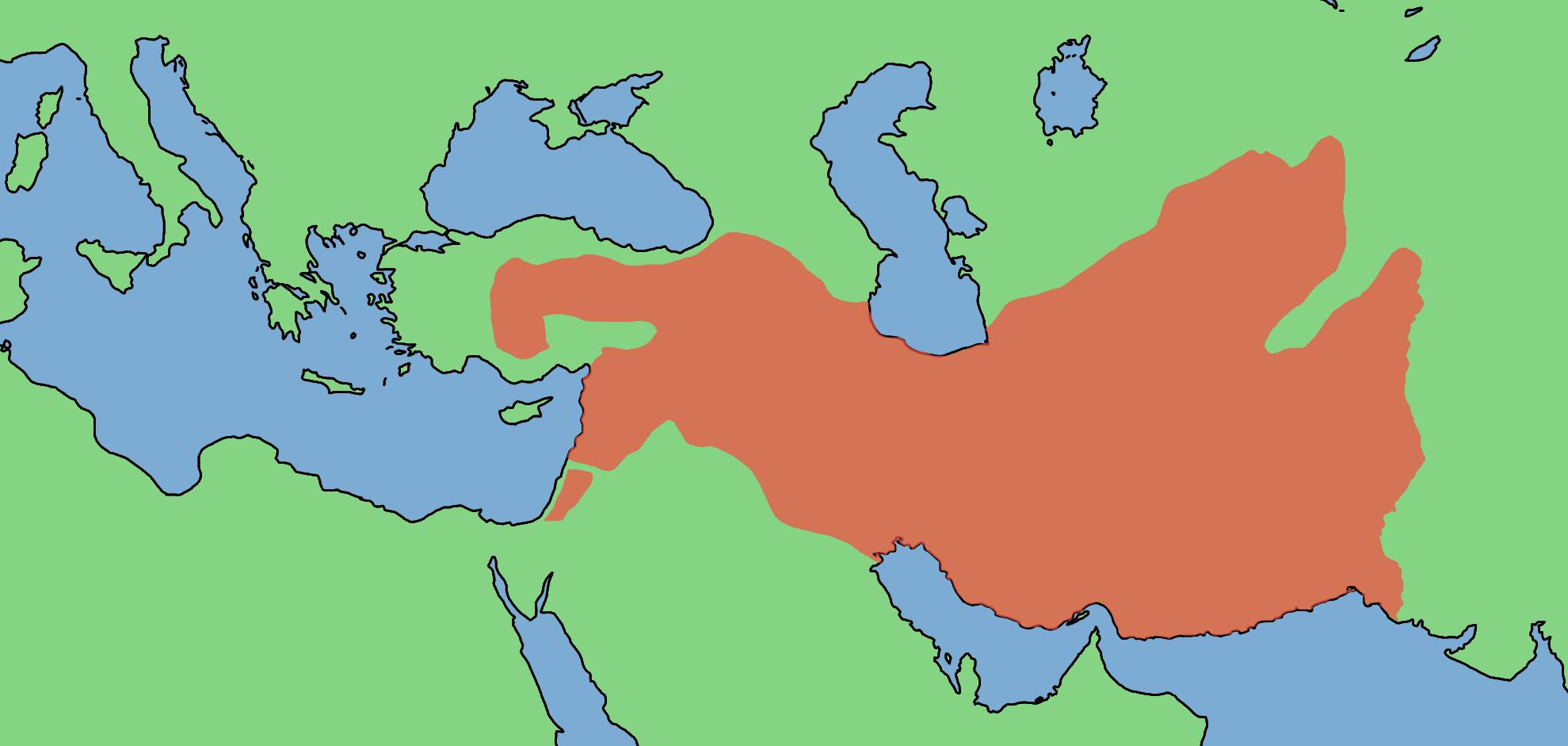 Seleucid Empire 323-360 BC