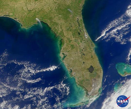 Incendios en Florida, Abril 1999