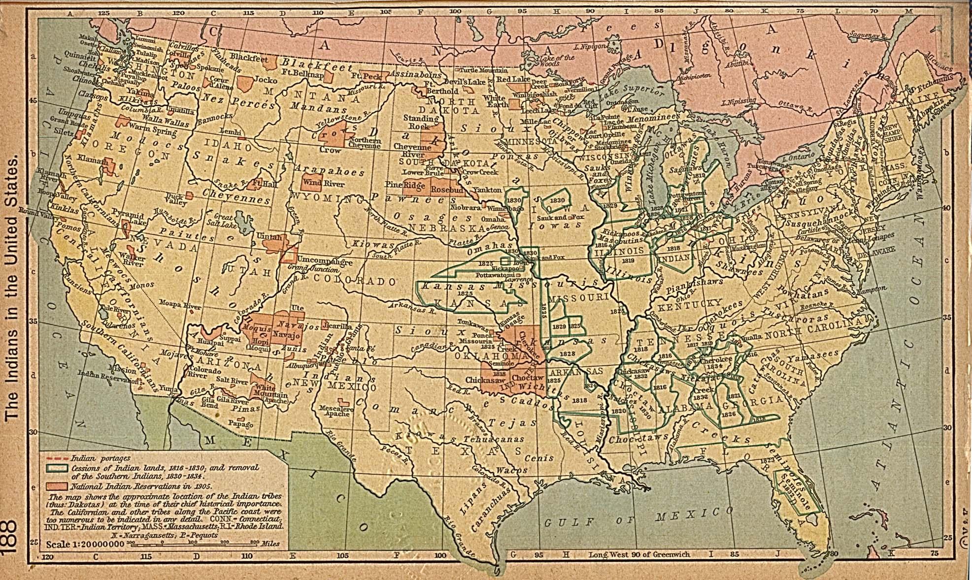 Indígenas de Estados Unidos