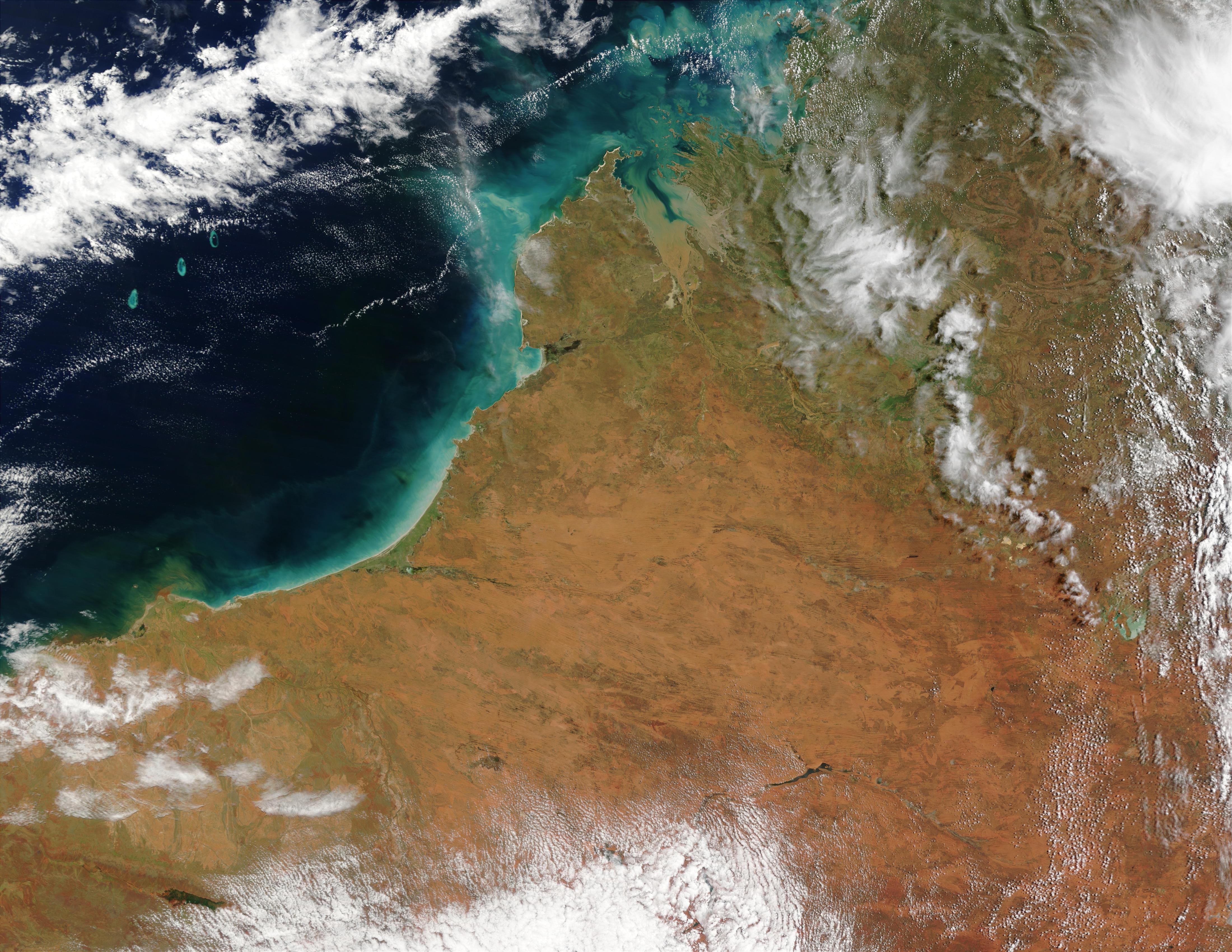 Inundaciones en Australia occidental