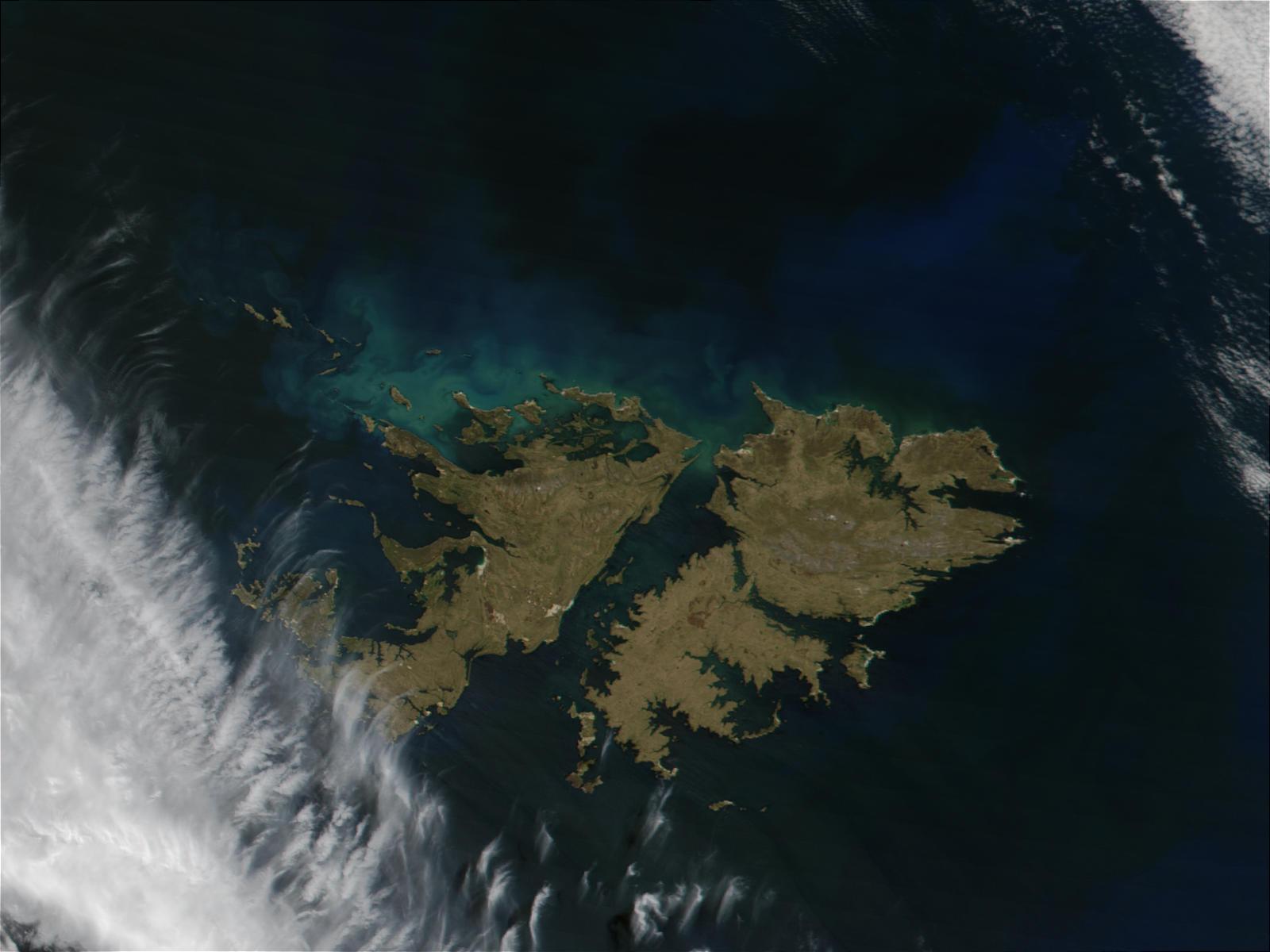 Mapa De Islas Malvinas Mapa Owje Com