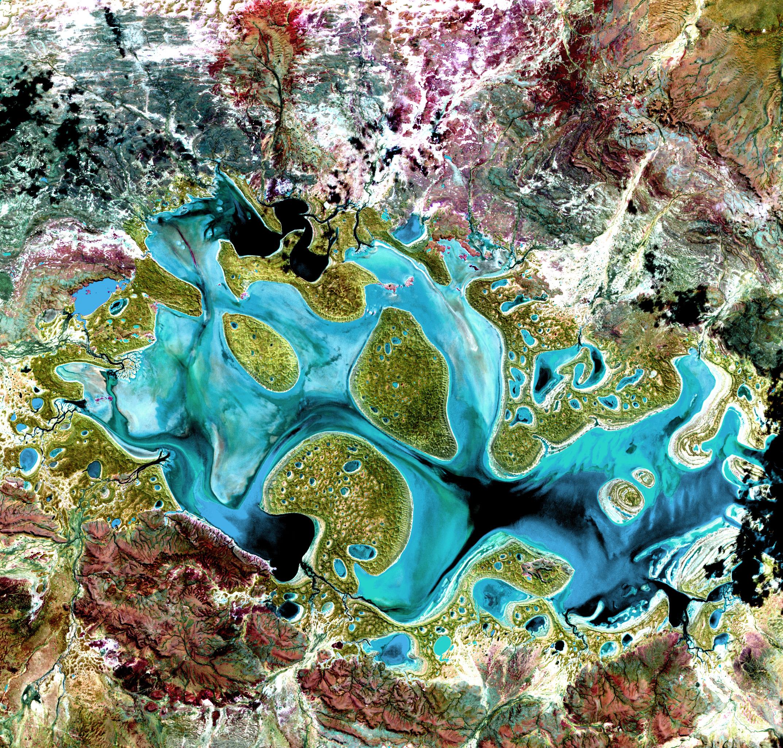 Lago Carnegie, Australia occidental