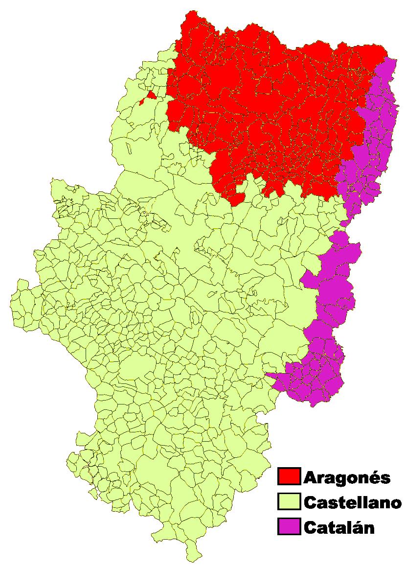 Lenguas de Aragón 2005