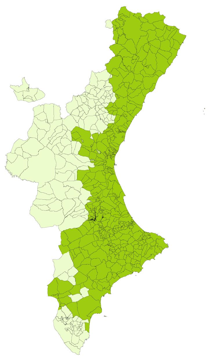 Languages in the Valencian Community