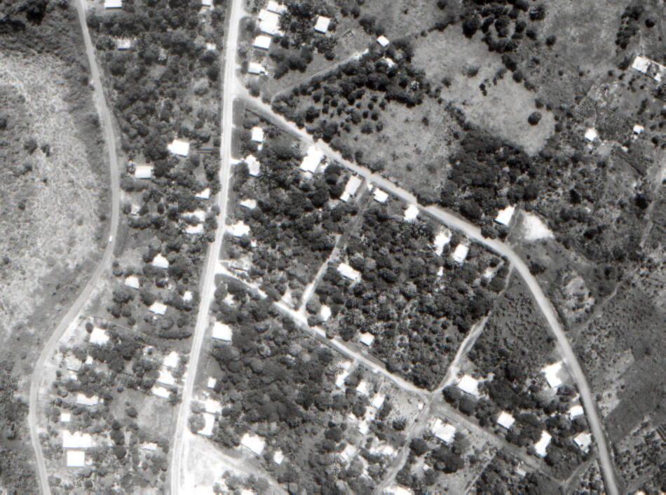 Mapa Satelital de Paso Canoas, Panamá
