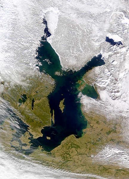 Baltic Sea Winter 2000