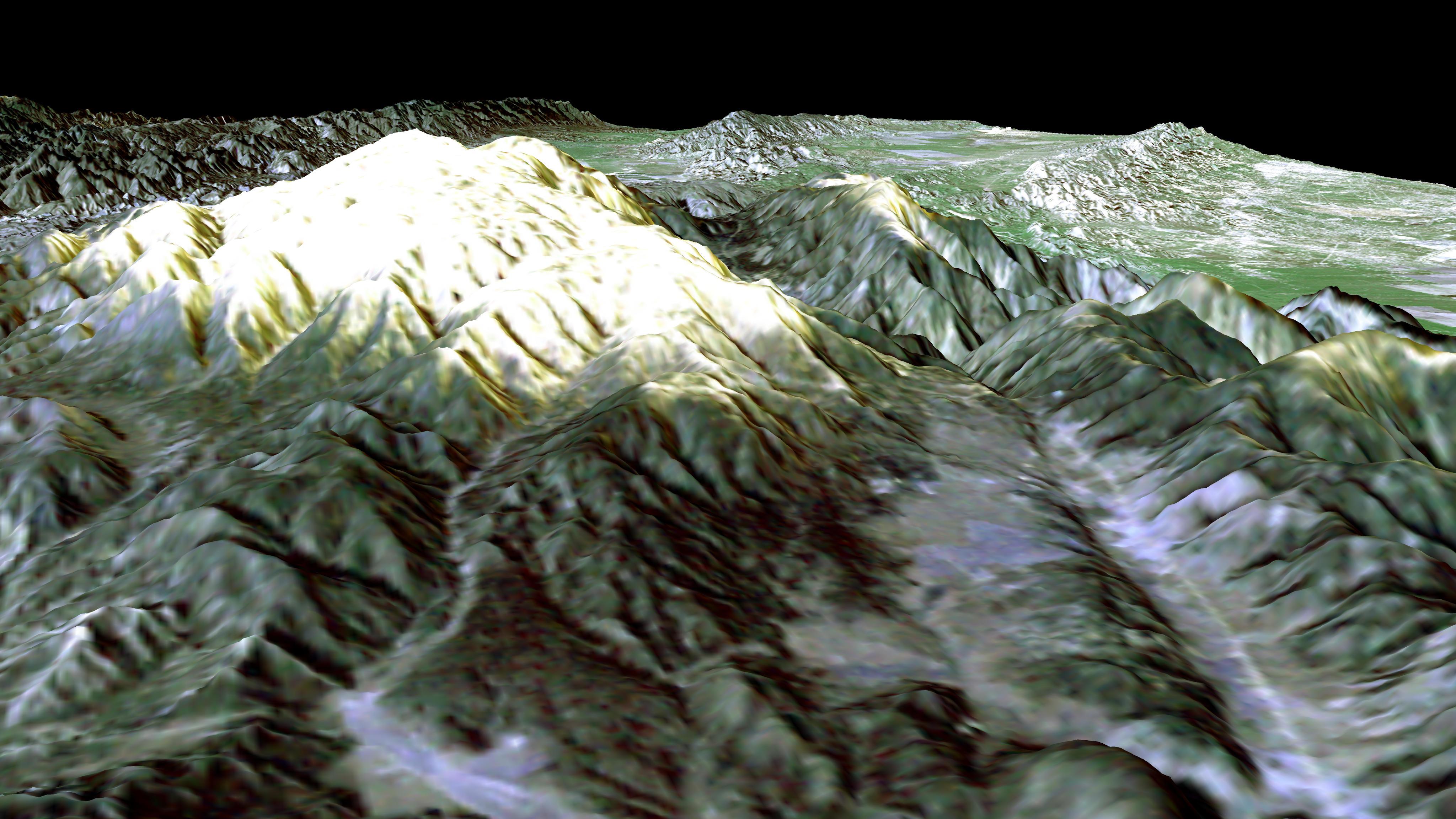 Mount Pinos, California