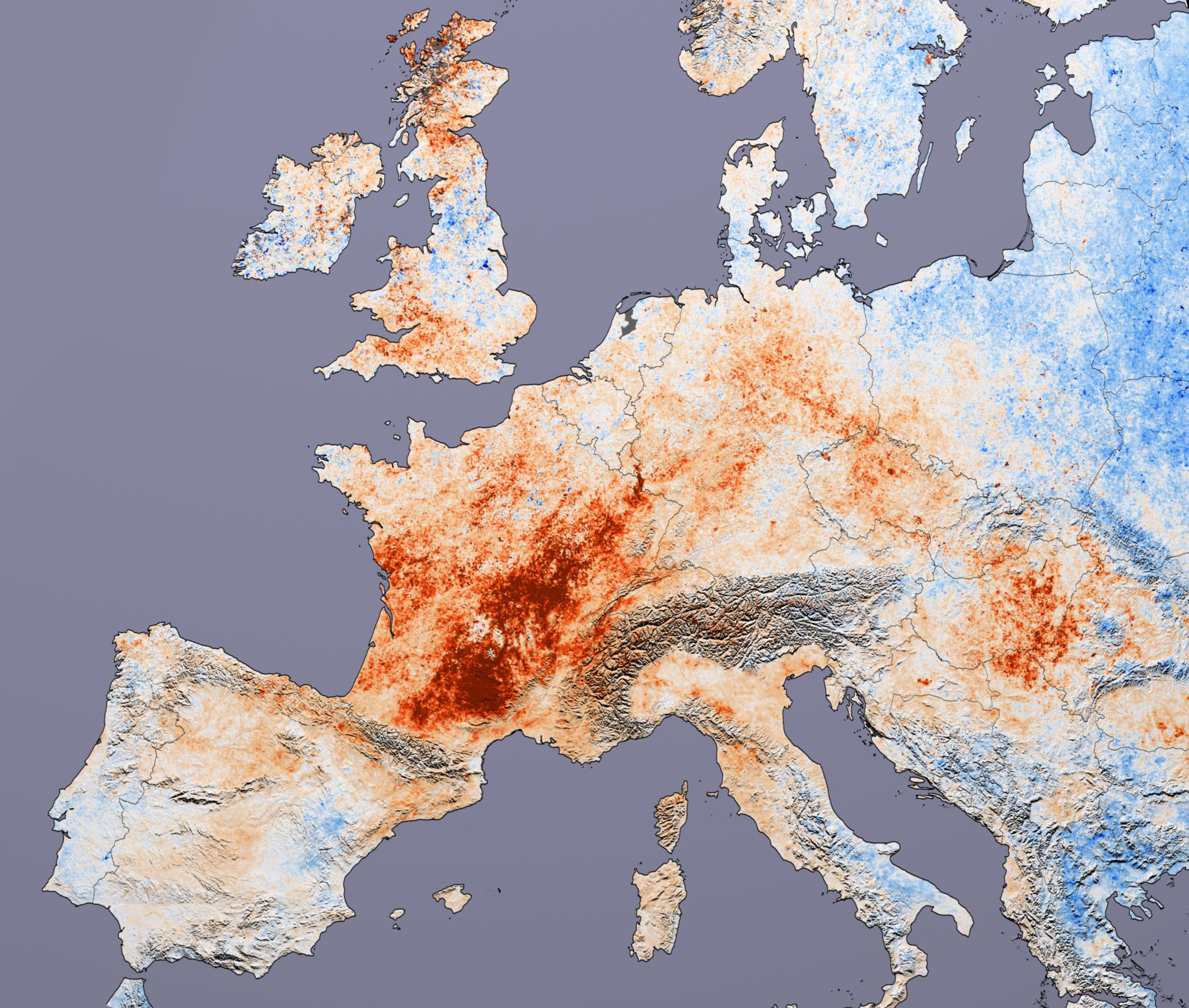 2003 European heat wave