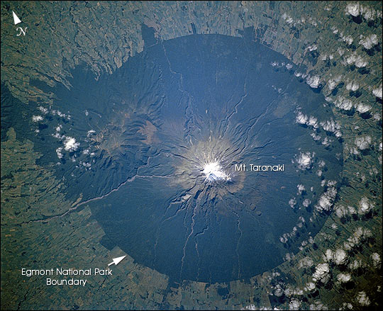 Parque Nacional Egmont, Nueva Zelanda