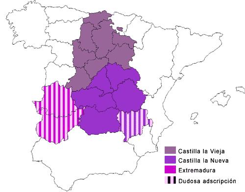 Región histórica de Castilla