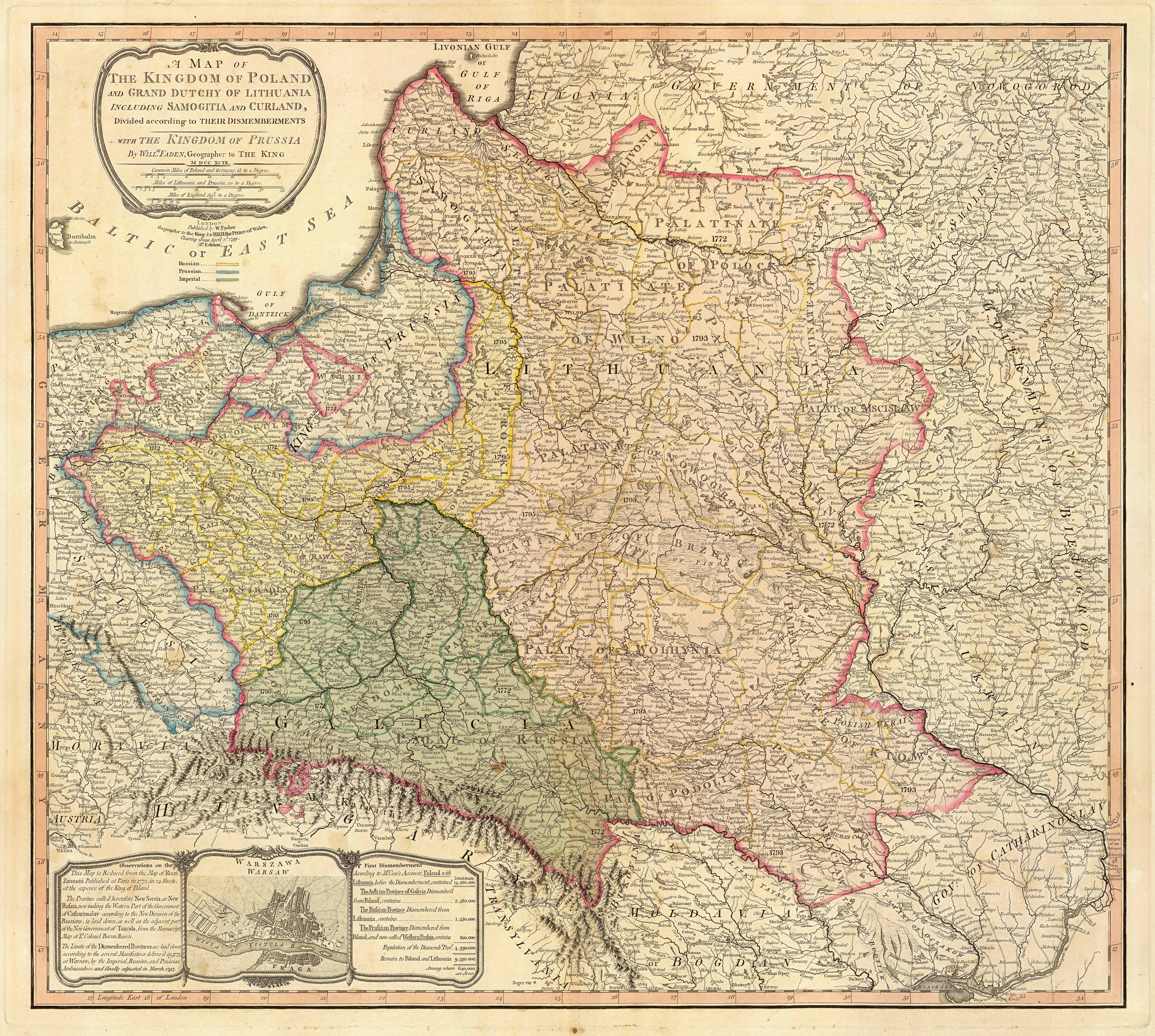 Reino de Polonia y el Gran Ducado de Lituania
