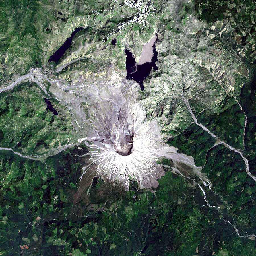 Renacimiento del Monte Saint Helens