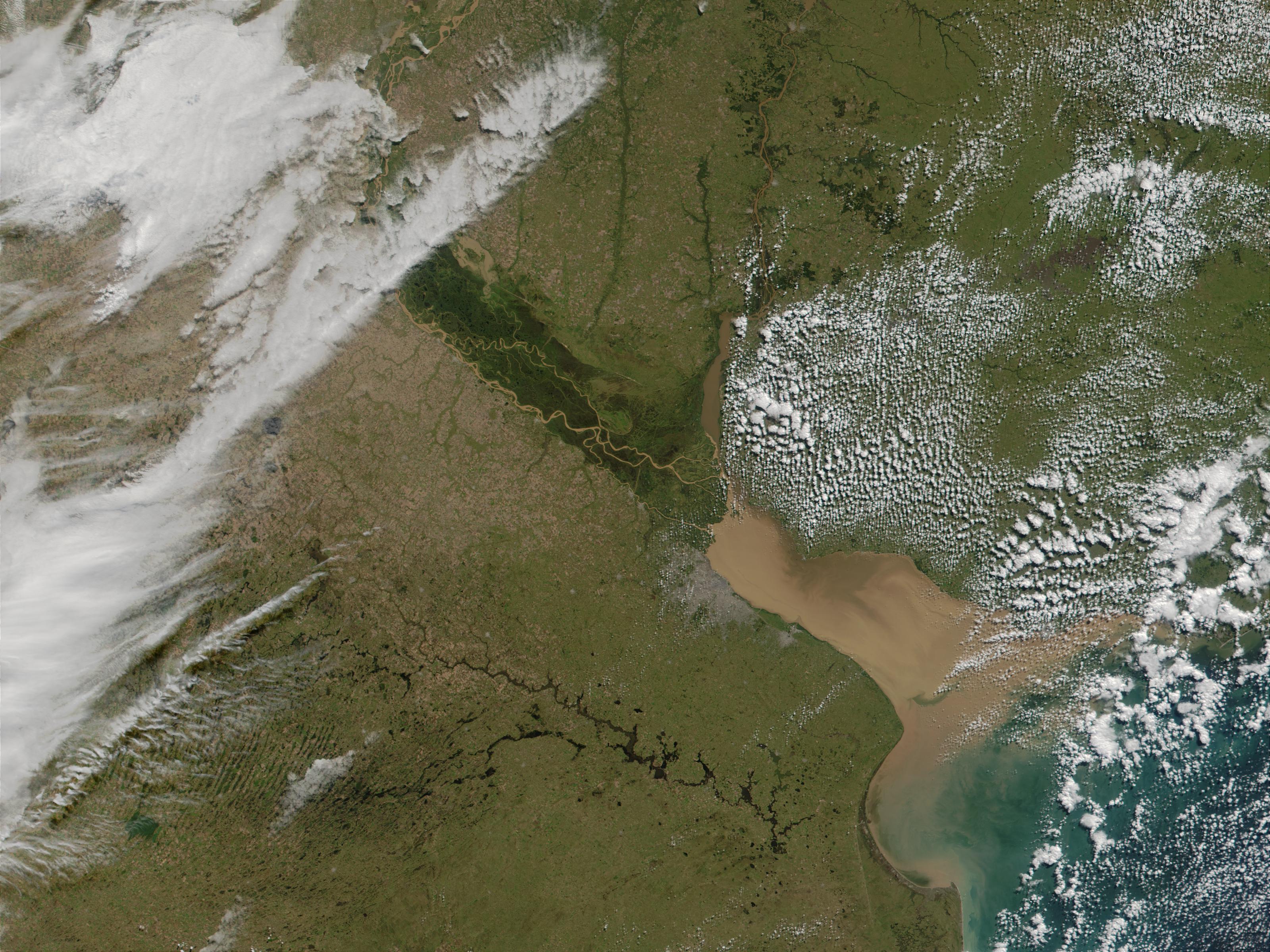 Rio de la Plata - Argentina