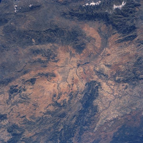 Sierra de Segura, Sierra de los Filabres, Sierra Nevada, Spain