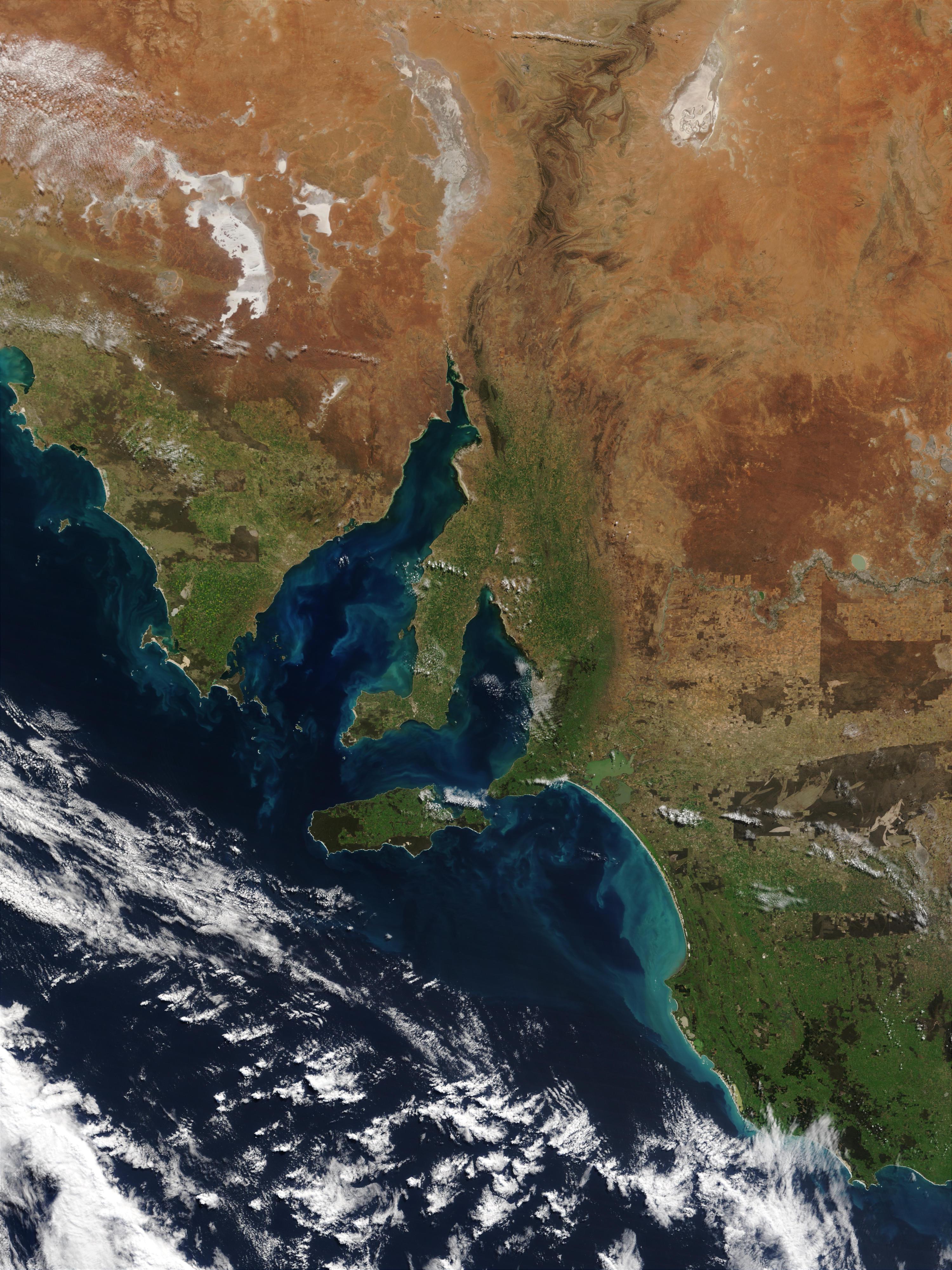 Sur de Australia