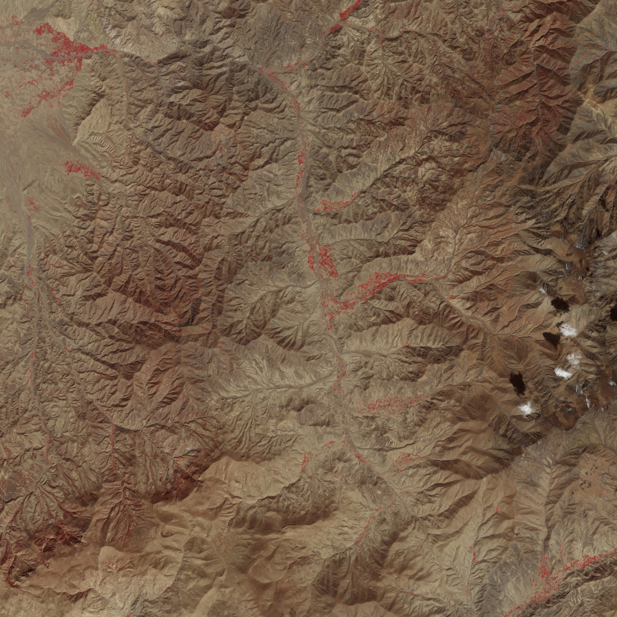 Earthquake Hits Hindu Kush, Afghanistan March 25, 2002
