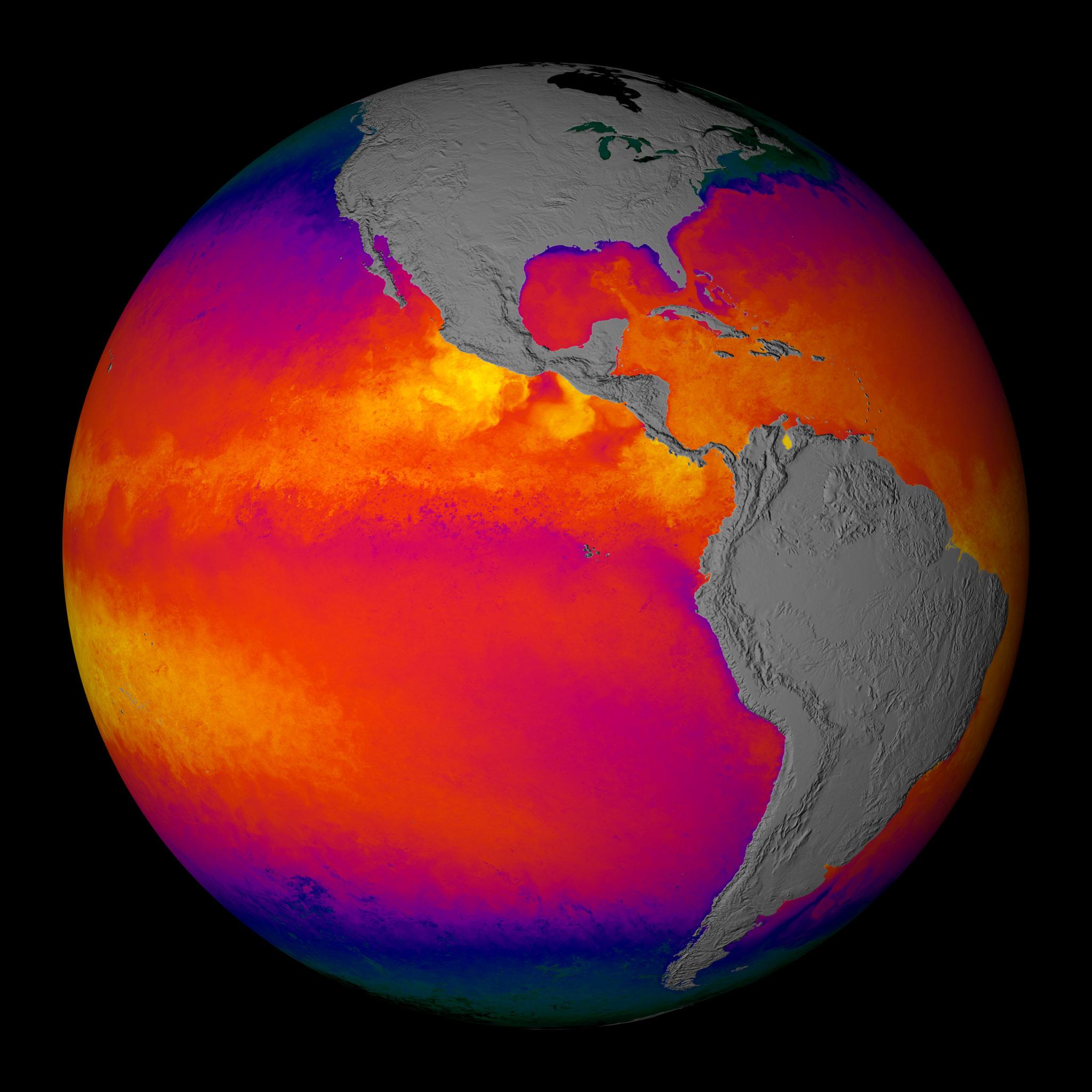 Un mejor termómetro mundial