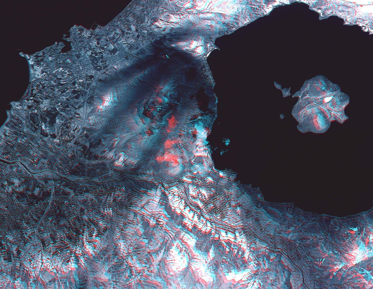 Volcán Usu