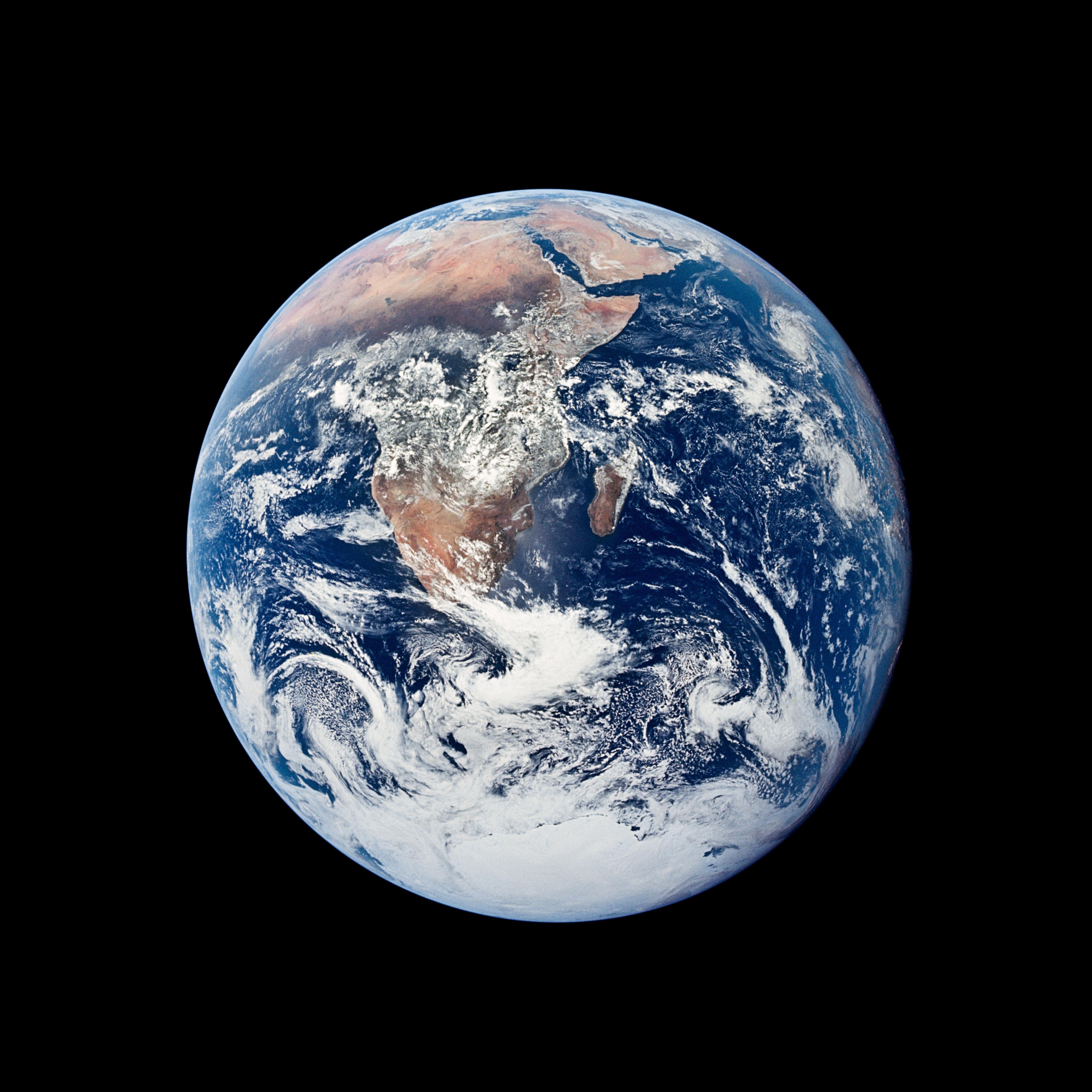 África desde el espacio