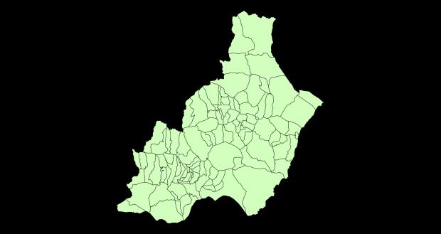 Municipios de la Provincia de Almería 2003