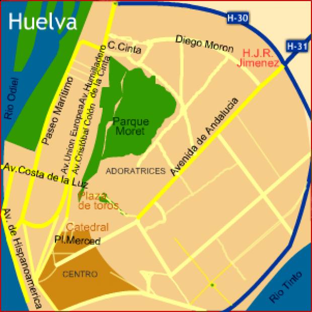 Plano de Huelva 2008
